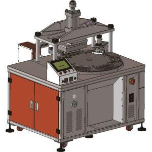 Máquina automática de laminado de pegamento